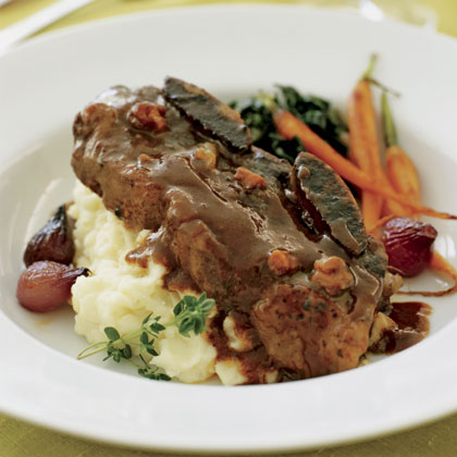 Braised Spiced Short RibsRecipe