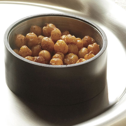 Spicy Chickpeas Recipe