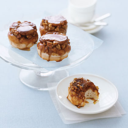 Quick Sticky Buns