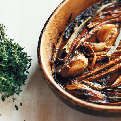 Thyme-Infused Gravy