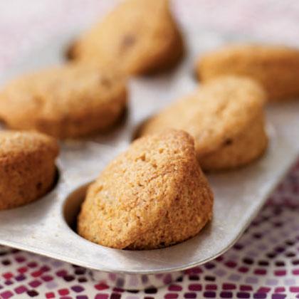 Orange-Cranberry Wheat Germ Muffins