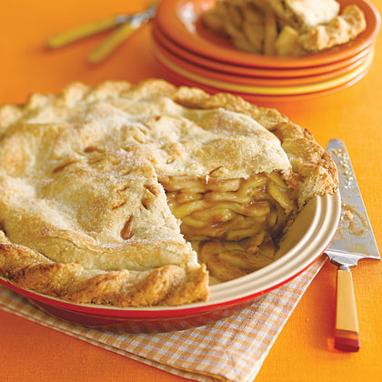 Deep Dish Apple Pie Recipe Myrecipes