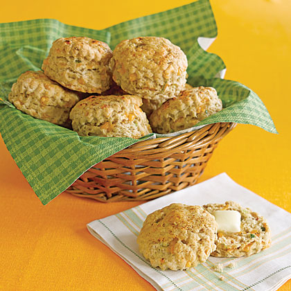 Beer-and-Cheese BiscuitsRecipe