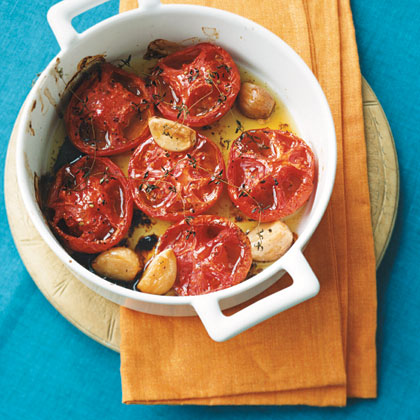 Slow-Baked Tomatoes