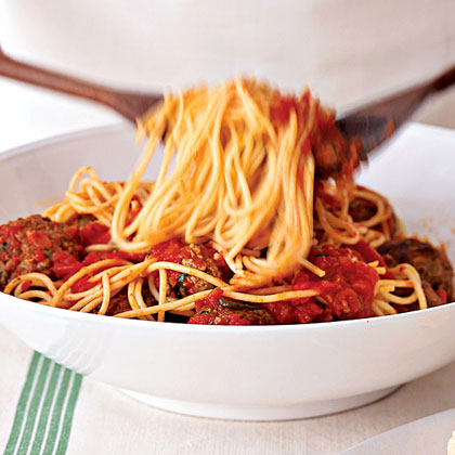 Classic Spaghetti and MeatballsRecipe