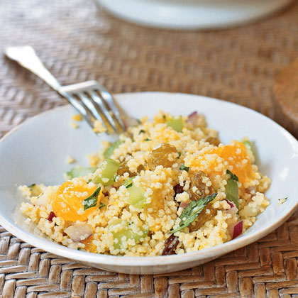Orange Couscous Salad