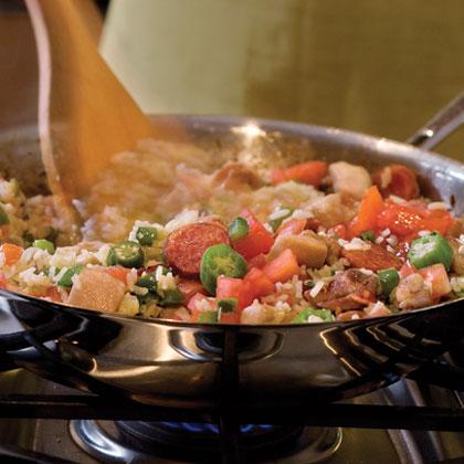 Creole Fried Rice