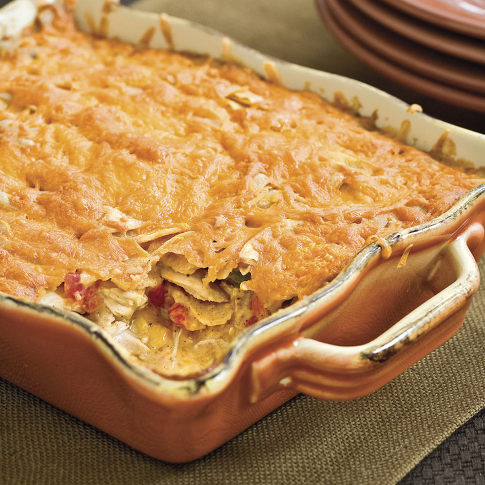 King Ranch Chicken Casserole Recipe - 0 | MyRecipes