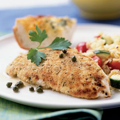 Million Dollar Baby: Chicken Scallopini