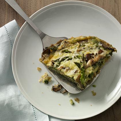 asparagus-mushroom-frittata