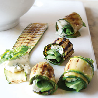 zucchini-herbs-cheese Recipe