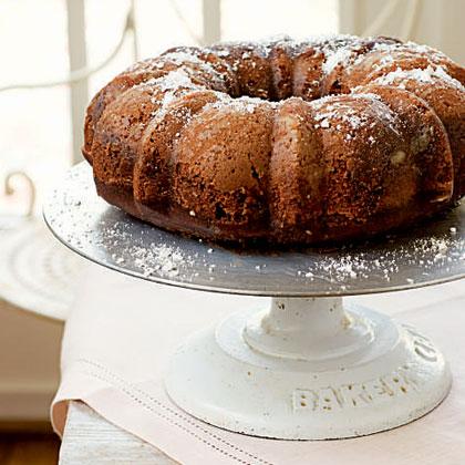Decadent Double-Chocolate Bundt Cake