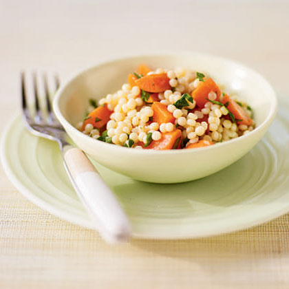 Middle Eastern Carrot Salad