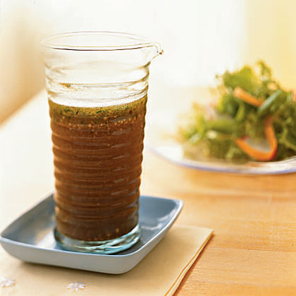 Mustard Seed–Chive Vinaigrette