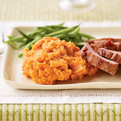 Curry-Spiced Sweet Potatoes Recipe