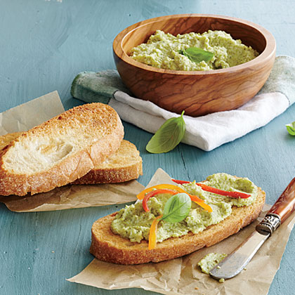 Green Broccoli Spread