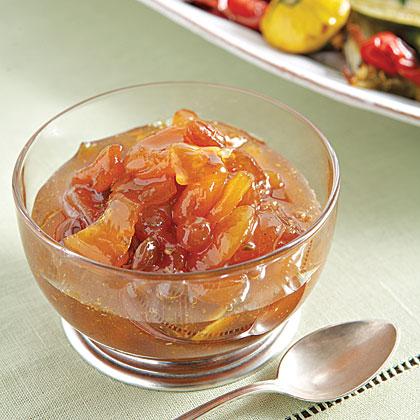 Spiced Apricot ChutneyRecipe