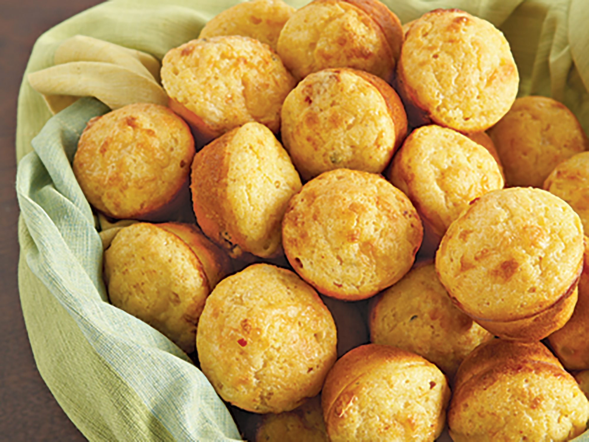 Miniature Corn Muffins