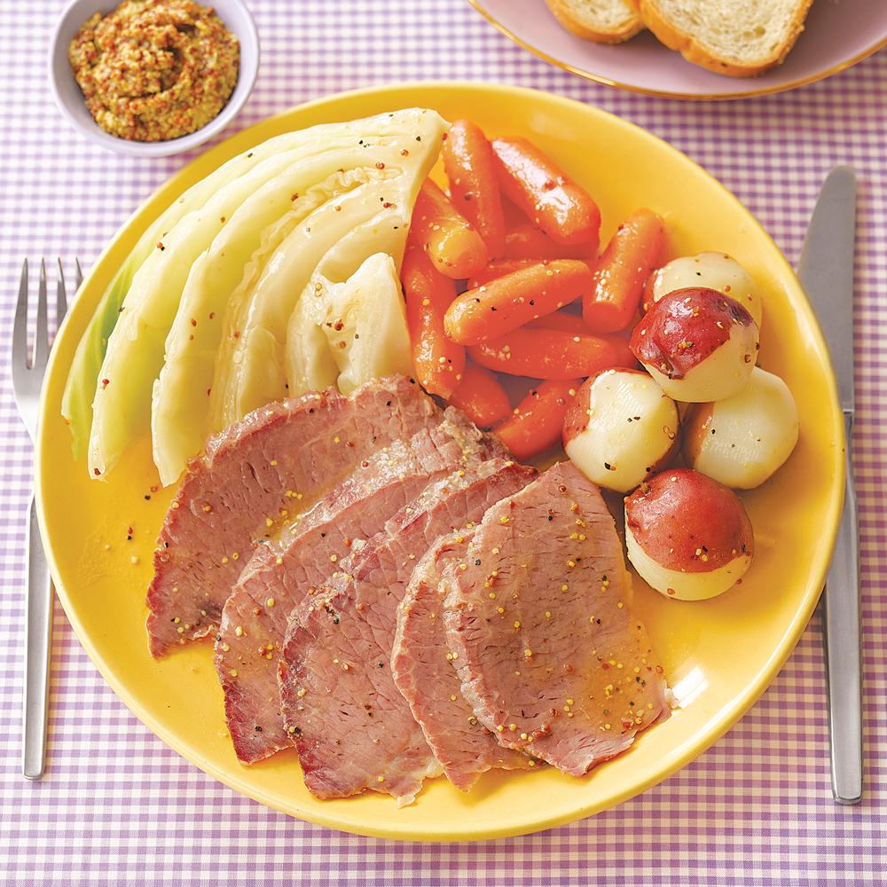 Corned Beef and Cabbage Recipe0 MyRecipes