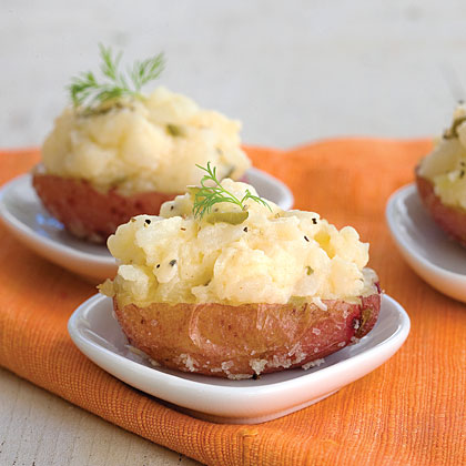 Deviled Potatoes Recipe