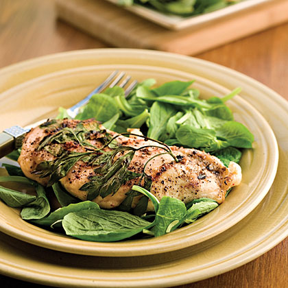 Herb-Grilled Chicken Recipe