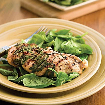 Herb-Grilled Chicken