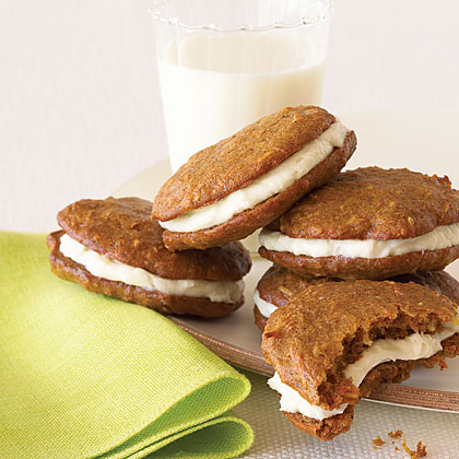Inside-out Carrot Cakes