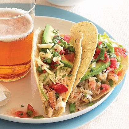 Crab TacosRecipe