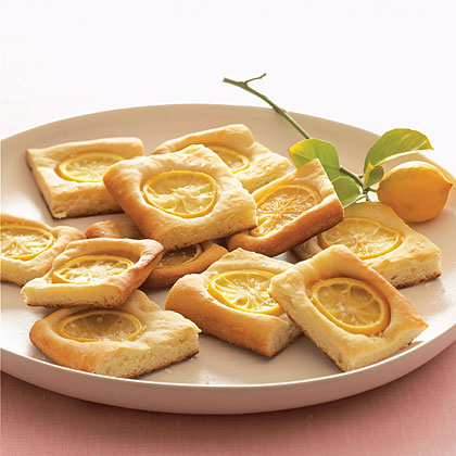 Lemon Flatbread