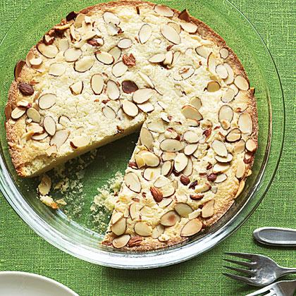 Easy Almond CakesRecipe