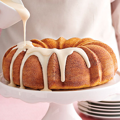 Buttermilk Breakfast Cake