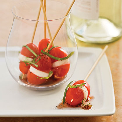 Mini Caprese Bites