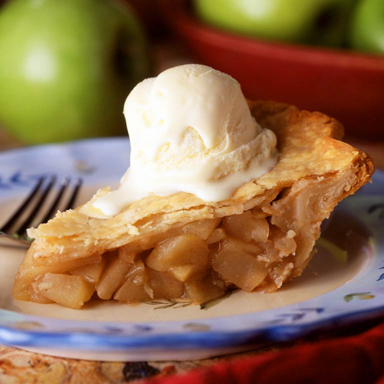 Apple Pie Recipe | MyRecipes