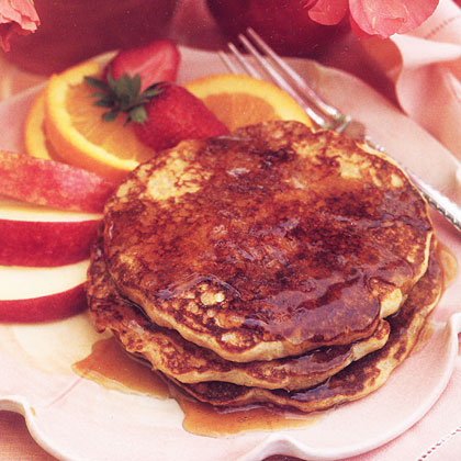 Applesauce Pancakes
