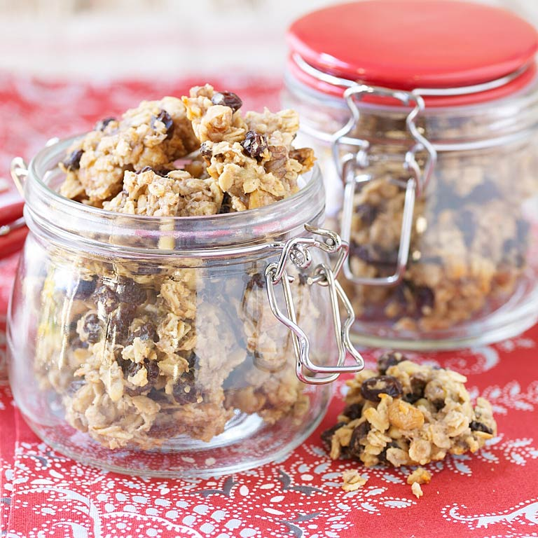 Banana-Nut Cookies