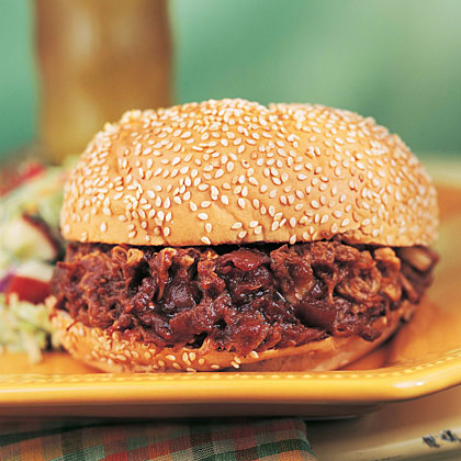 BBQ Pork Sandwiches Recipe