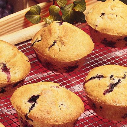 Blueberry MuffinsRecipe