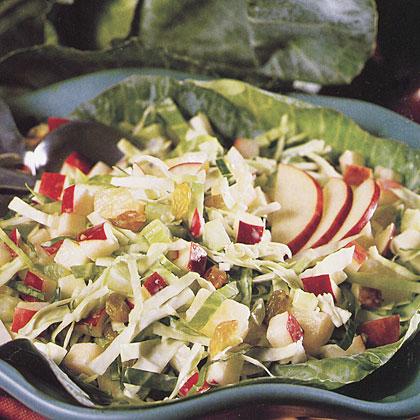 Cabbage-Pineapple Slaw Recipe
