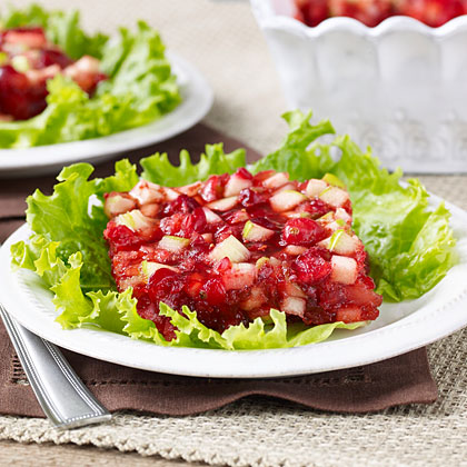 Holiday Cranberry Salad Recipe