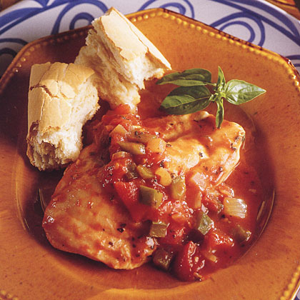 Creole Red Snapper Recipe