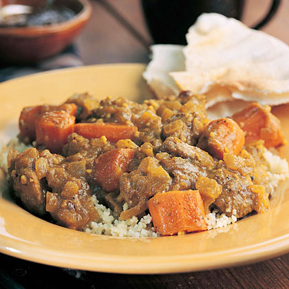 Curried Lamb and Carrots Recipe