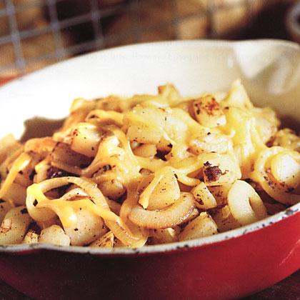 Chili-Fried Potatoes Recipe
