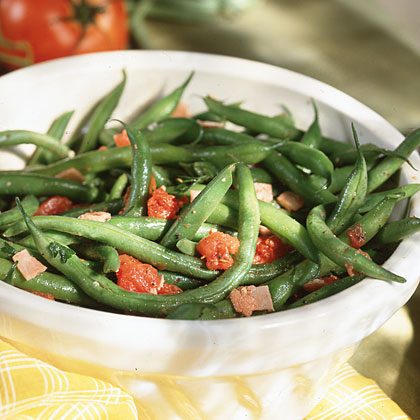 Seasoned Green BeansRecipe