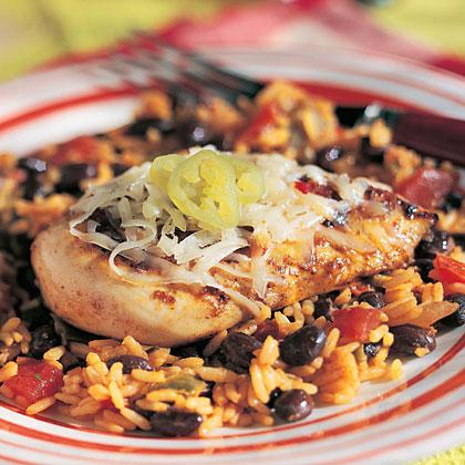 Jalapeño Chicken