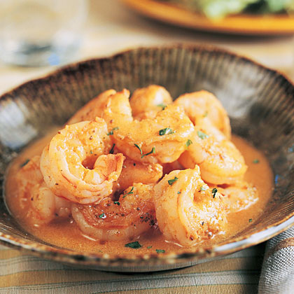 Buttery Lemon Shrimp Recipe
