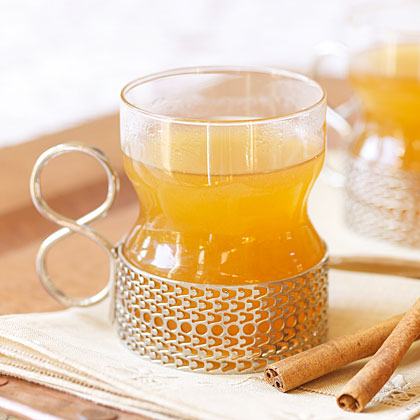 Mulled Cider Supreme RecipeWelcome guests into your home with the aroma of hot spiced cider simmering on the stovetop.