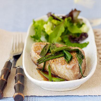 Sesame Tuna Recipe
