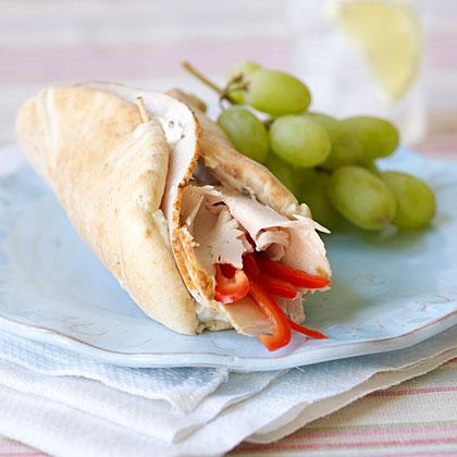 Turkey Roll-Ups Recipe