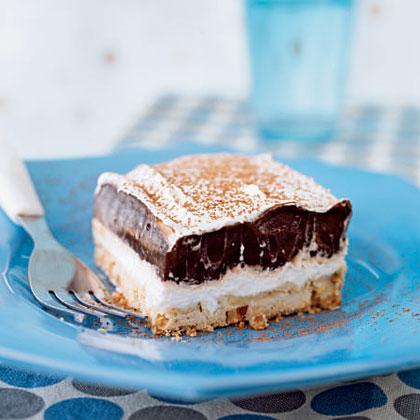Cool, Creamy Chocolate Dessert Recipe