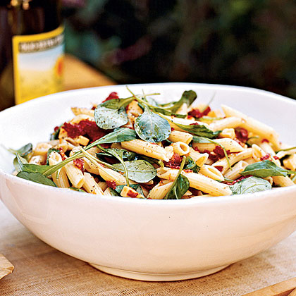 Smoked Gouda and Penne Pasta Salad
